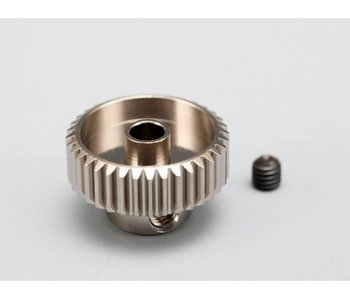 Yokomo Aluminium Pinion Gear Precision Hard Coated 36T / 48P