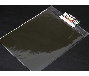 WRAP-UP Next Window Tint Film 250mm x 200mm - Dark Grey