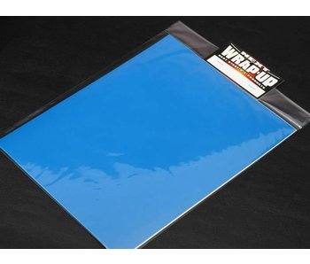 WRAP-UP Next Window Tint Film 250mm x 200mm - Blue
