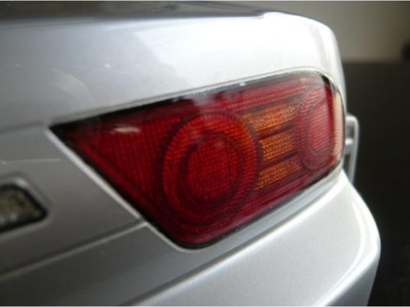 2 I LOVE 180SX 11x50mm WUN0001-04 WRAP-UP NEXT REAL 3D U.S Licence Plate