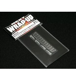 WRAP-UP Next 0023-04 - REAL 3D Front Grill & Door Handle Decal Set for Yokomo C35 Laurel Type-B