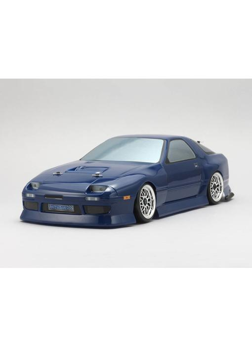 Yokomo Drift Body Mazda RX-7 FC - Team Samurai Project (Graphic / Decal Less)