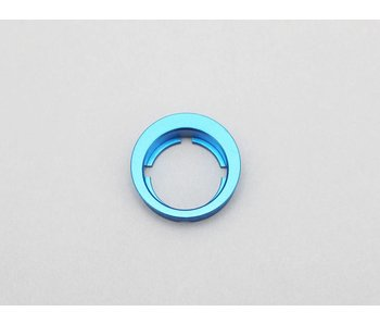Yokomo Aluminium Belt Tension Cam - Blue (1pc)