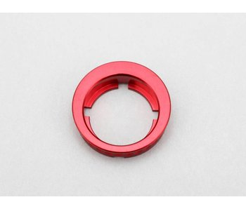 Yokomo Aluminium Belt Tension Cam - Red (1pc)