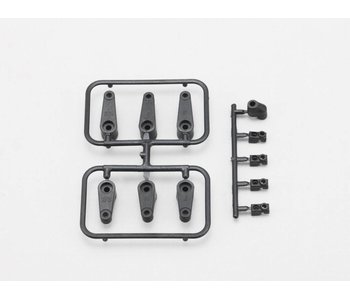 Yokomo Servo Horn / Stabilizer Holder / Antenna Mount Set