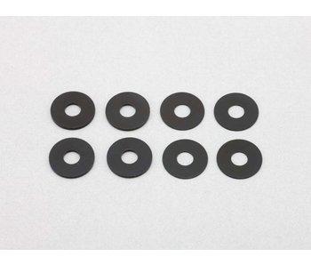 Yokomo Aluminium Offset Spacer - Black