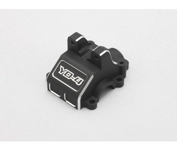 Yokomo Aluminium Gear Case Upper Part - Black Edge Design (1pc)