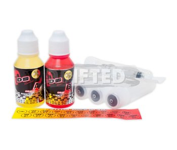 DS Racing Mixing Shock Oil Complete Set