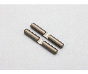 Yokomo Aluminium Gear Differential Shaft (2pcs)