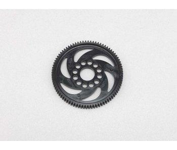 Yokomo Axon Spur Gear Precision 84T / 48P - Black