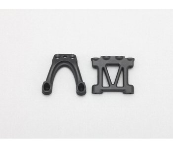Yokomo Upper Deck Mount / Rear Brace Support Set