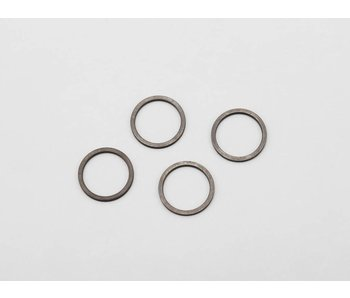 Yokomo Steel Joint Ring for Differential / Solid Axle (4pcs)