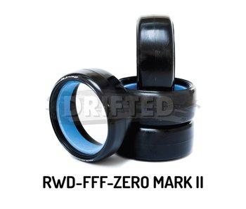 DS Racing Drift Tire Competition Series II RWD-FFF-Zero Mark II (4pcs)