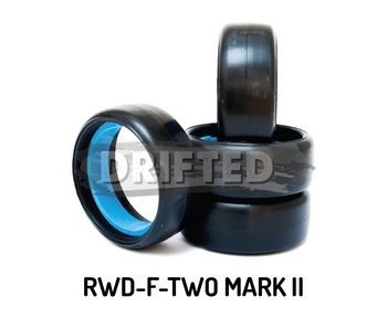 DS Racing Drift Tire Competition Series II RWD-F-Two (4pcs)