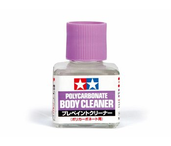 Tamiya Body Cleaner for Polycarbonate Body
