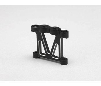 Yokomo Aluminium Rear Brace Support - Black Edge Design
