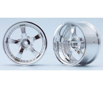 Yokomo Drift Wheel Blitz Techno Speed Z-2 12mm Offset (2pcs)