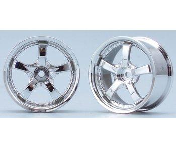 Yokomo Drift Wheel Blitz Techno Speed Z-2 4mm Offset (2pcs) - DISCONTINUED