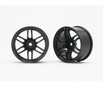 Yokomo Drift Wheel Weds Sport SA-60M 4mm Offset (2pcs) - DISCONTINUED