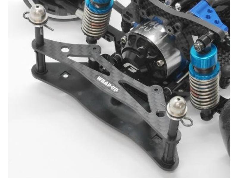 WRAP-UP Next 0258-FD - Carbon Bumper Support Plate