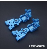 Usukani US88110-YB - AR Ver 2.4 Rear Arm Set 2.5mm - Yok Blue