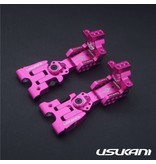 Usukani US88110-PK - AR Ver 2.4 Rear Arm Set 2.5mm - Pink