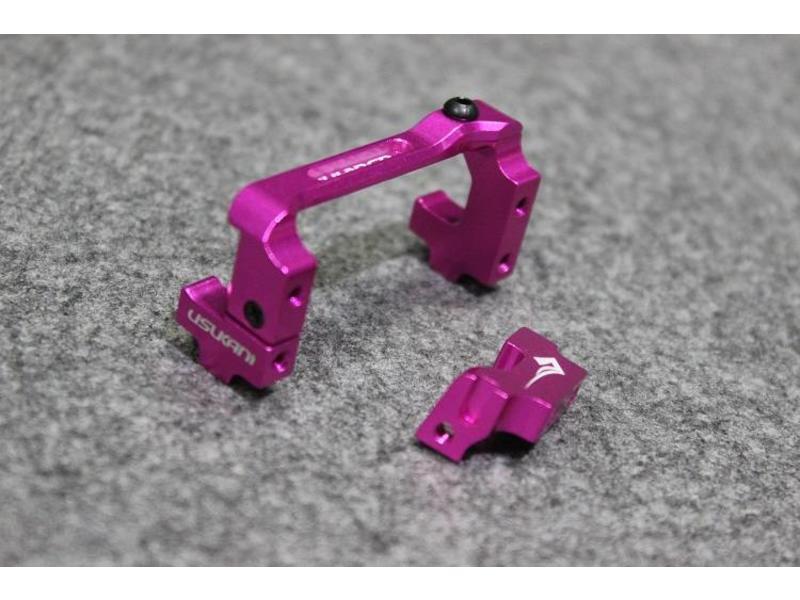 Usukani US-88103-PK - Aluminium Adjustable Servo Holder - Pink