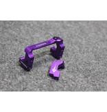 Usukani US-88103-P - Aluminium Adjustable Servo Holder - Purple