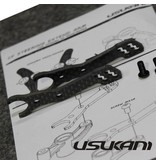 Usukani US88097 - Carbon Steering Arm Extensions for Yokomo SD / SD-202