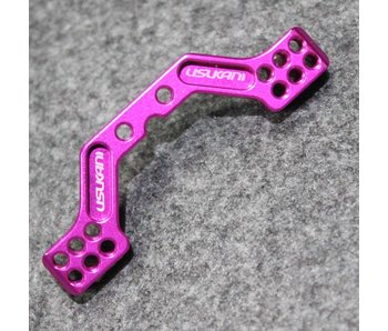 Usukani Rear Multi Hole Camber Link - Pink