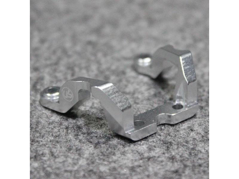 Usukani US-88093-S - Aluminium Rear Brace for Yokomo DPR - Silver
