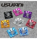 Usukani US-88092-PK - Aluminium Fan Cover 30mm - Pink