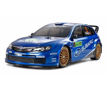 Tamiya Subaru Impreza GR - WRC 2008 Drift Body
