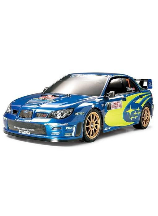 Tamiya Subaru Impreza GD - WRC 2007 Drift Body