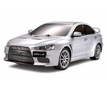 Tamiya Mitsubishi Lancer Evo X Drift Body