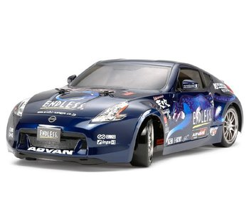 Tamiya Nissan 370Z - Endless Drift Body