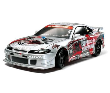 Tamiya Nissan Silvia S15 - Nismo Coppermix Drift Body
