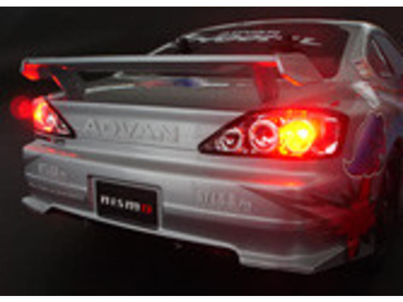 Tamiya 51258 - Nissan Silvia S15 - Nismo Coppermix Drift Body