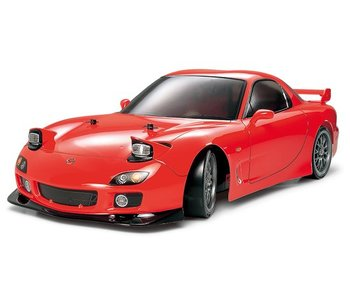 Tamiya Mazda RX-7 Drift Body