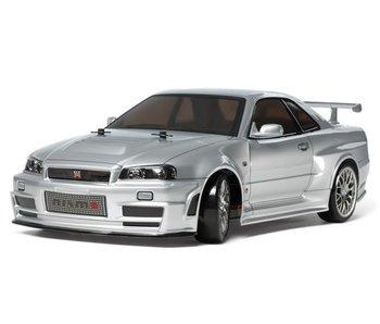 Tamiya Nissan Skyline R34 GT-R NISMO Z-Tune Drift Body
