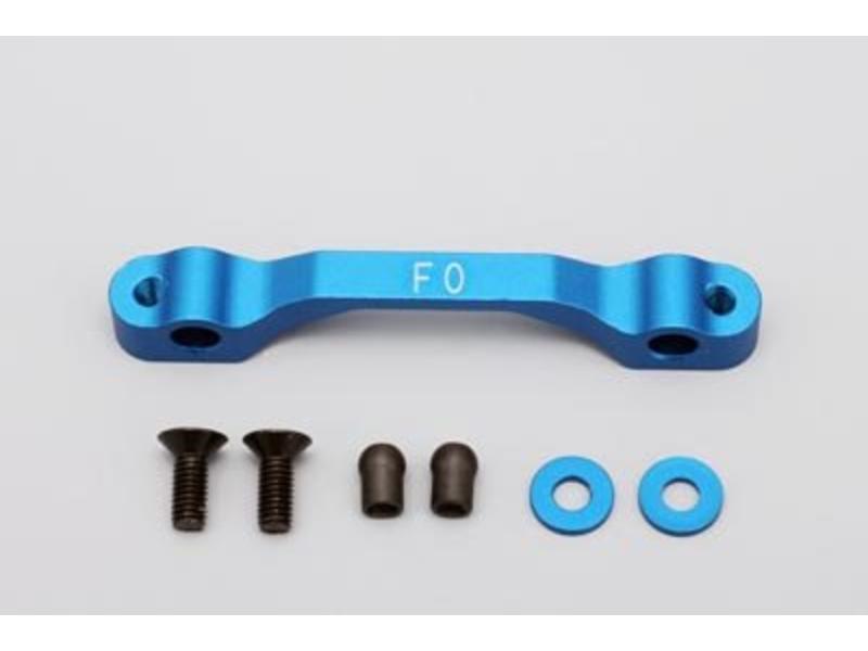 Yokomo SD-300FF0 - Aluminium Front Suspension Mount Front Side - Blue