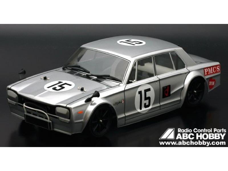 ABC Hobby 66081 - Nissan Skyline GT-R 4dr (PGC10)