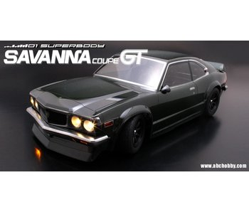ABC Hobby Mazda RX-3 (Savanna Coupe GT)