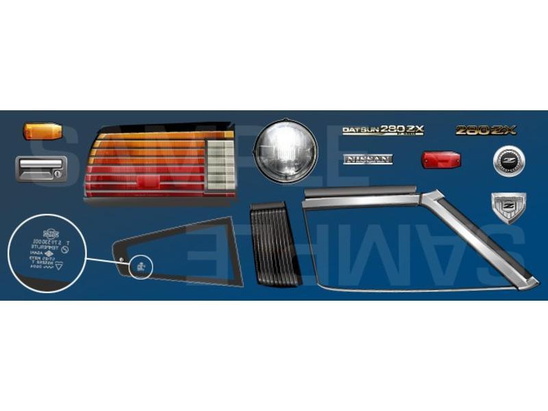 ABC Hobby 66122 - Nissan Fairlady Z (S130)