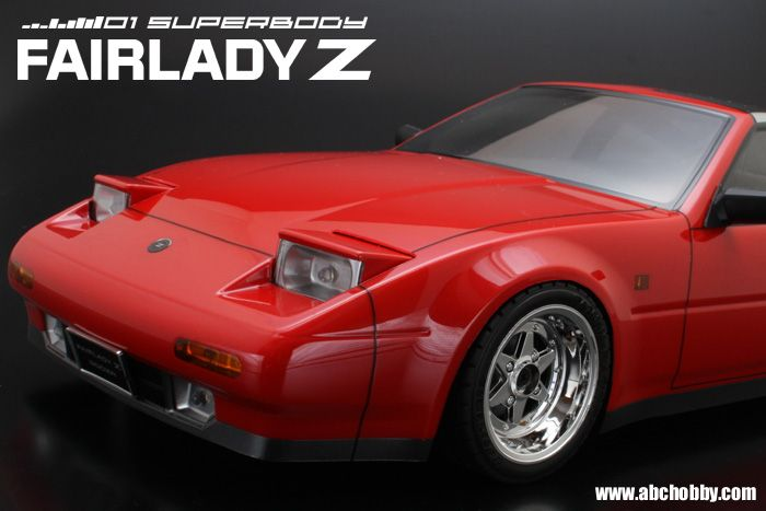 Abc Hobby 66123 Nissan Fairlady Z Z31 Drifted