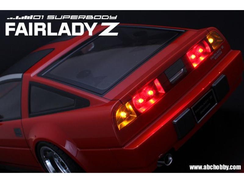 ABC Hobby 66123 - Nissan Fairlady Z (Z31)