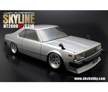 ABC Hobby Nissan Skyline HT2000GT (C210)