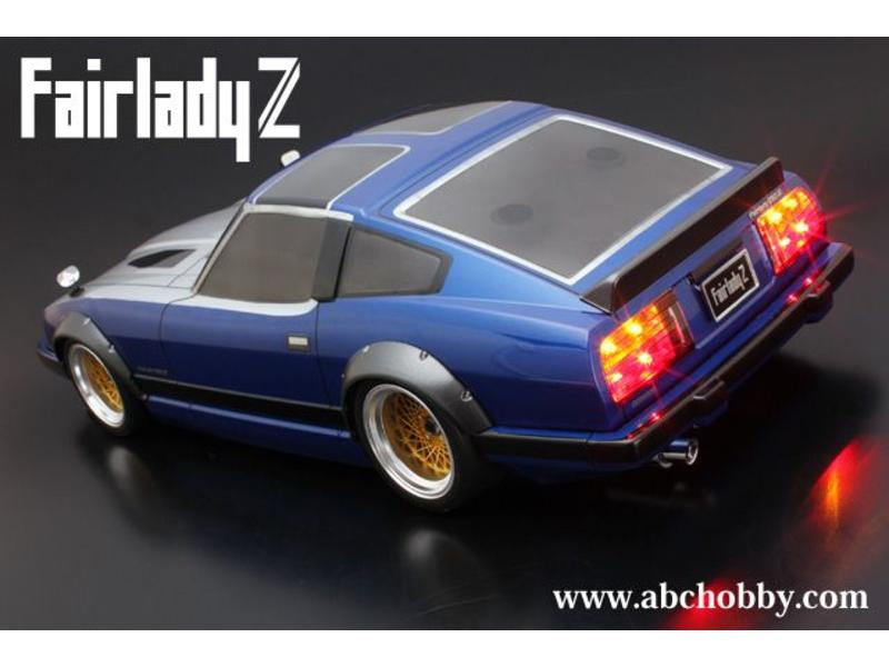 ABC Hobby 66131 - Nissan Fairlady Z (S130) + Over Fender kit