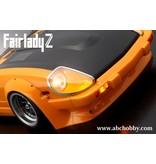 ABC Hobby 66135 - Nissan Fairlady Z (S130) + Racing Fender Kit