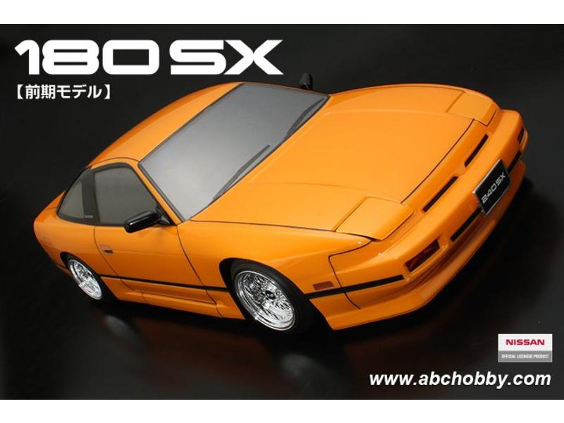 ABC Hobby 66152 - Nissan 180SX (Zenki)